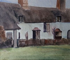 Thatched Cottages Herts
