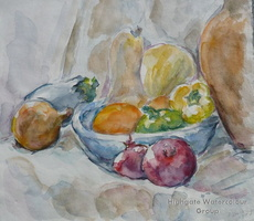Still Life with Veggies
