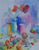 Jugs, Jars, and Poppies