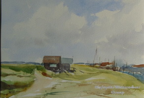 Ferry Hut, Walberswick