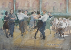 Tea Dance, Royal Opera House
