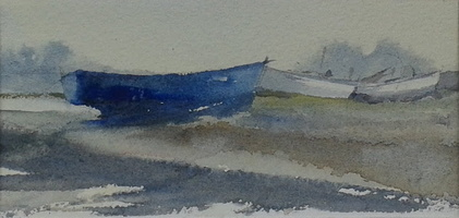 Fishing Boats, Sizewell Beach